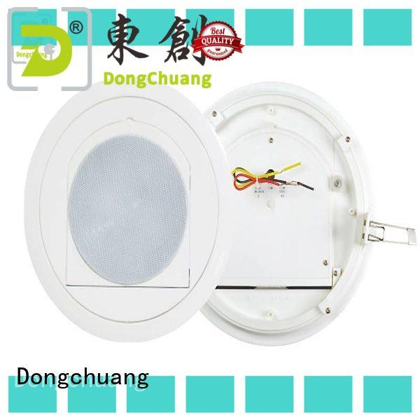 Dongchuang wholesale home theater ceiling speakers bulk buy for professional use