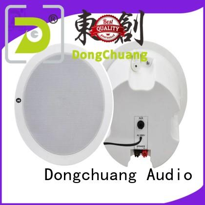 Dongchuang ceiling speaker mounts company for bar