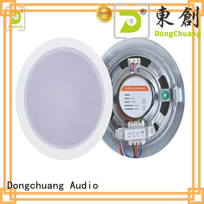 good quality bathroom ceiling speakers factory direct supply for professional use