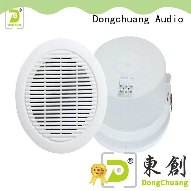 Dongchuang professional wifi ceiling speakers bulk buy for professional use