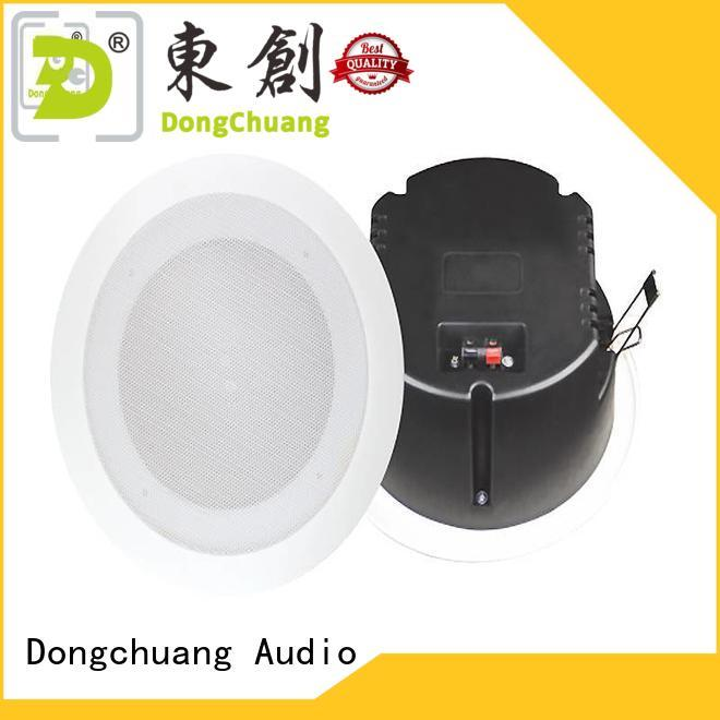 Dongchuang top selling wireless ceiling speakers supply for KTV