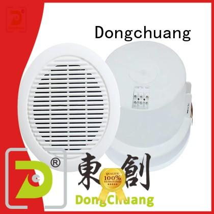 Dongchuang quality wireless bluetooth ceiling speakers inquire now for karaoke