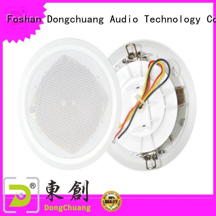 hot-sale bluetooth ceiling speaker system factory direct supply for performance