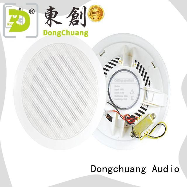 Dongchuang wholesale home theater ceiling speakers bulk buy for home use