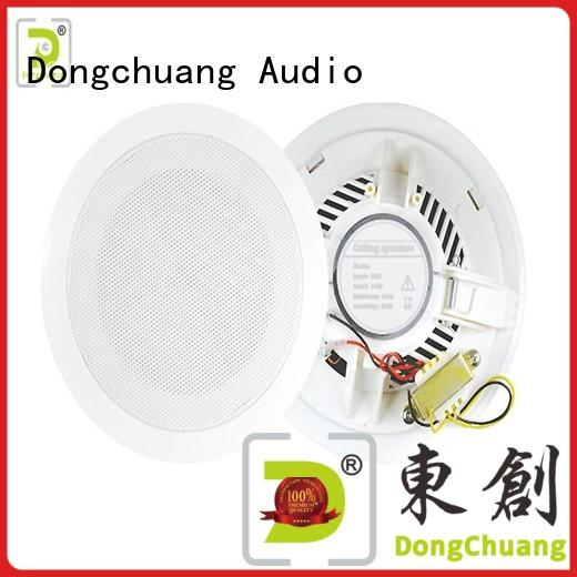Dongchuang top ceiling speakers factory direct supply for bar