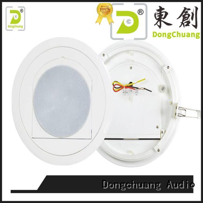 Dongchuang efficient best ceiling speakers for surround sound inquire now for concert