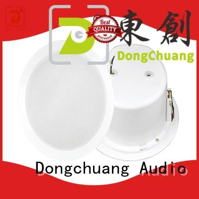 Dongchuang cost-effective home ceiling speaker system directly sale for show