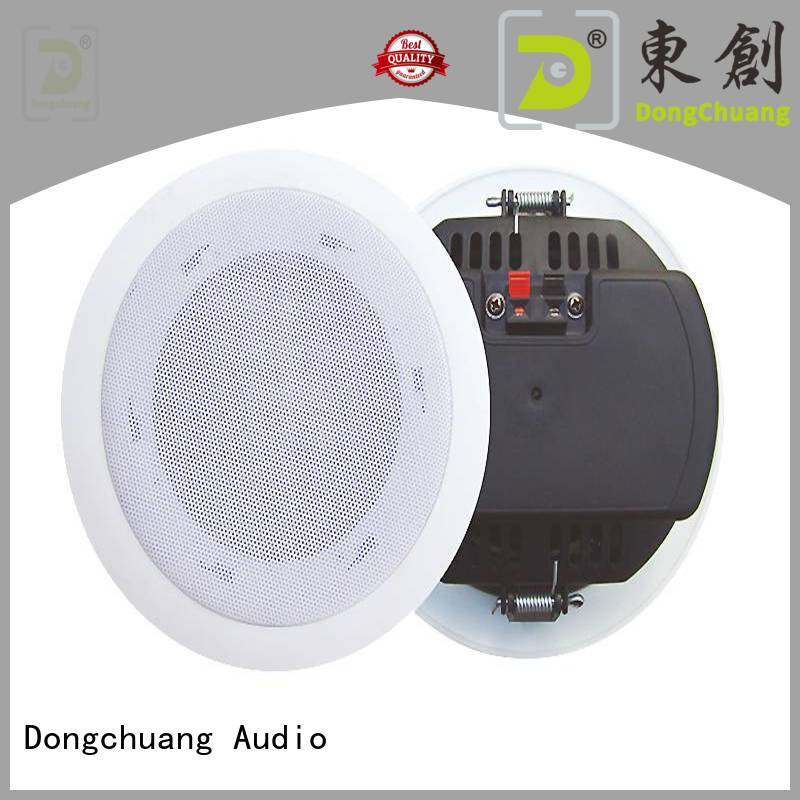 Dongchuang wireless ceiling speakers factory price for home use