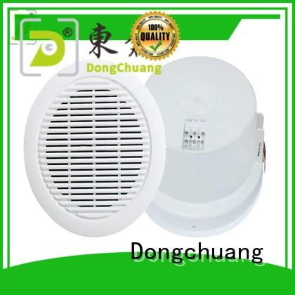 good quality commercial ceiling speakers factory price for performance