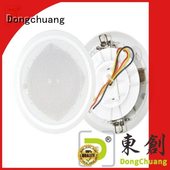 Dongchuang stereo home ceiling speaker system bulk buy for performance