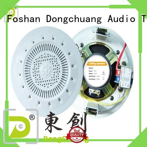 stereo outdoor ceiling speakers supplier for professional use