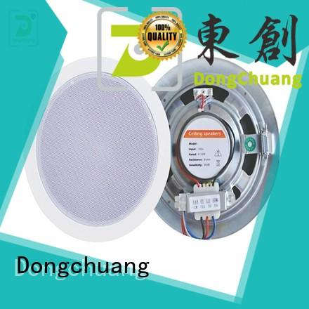 hot-sale sound system ceiling speakers wholesale for professional use
