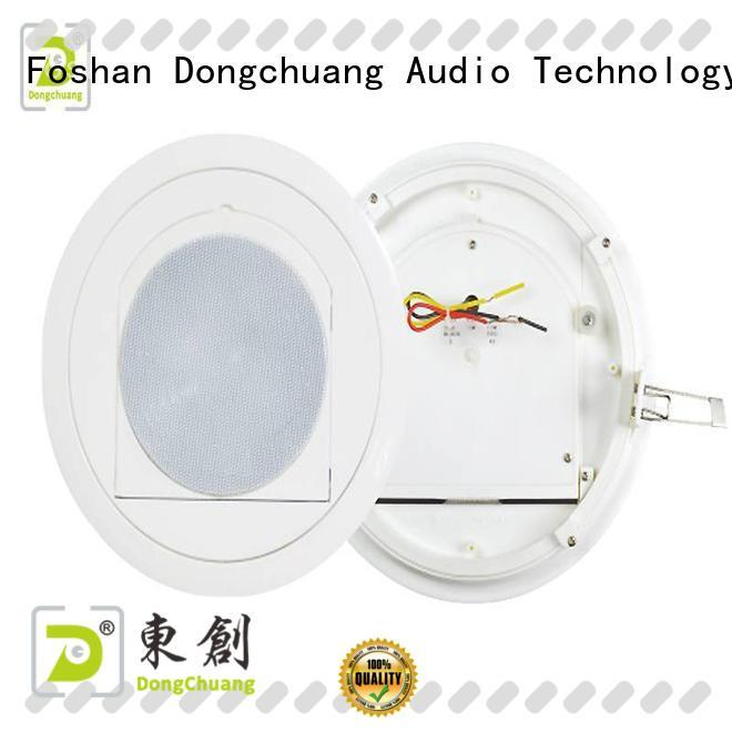 Dongchuang home ceiling speaker system bulk buy for professional use
