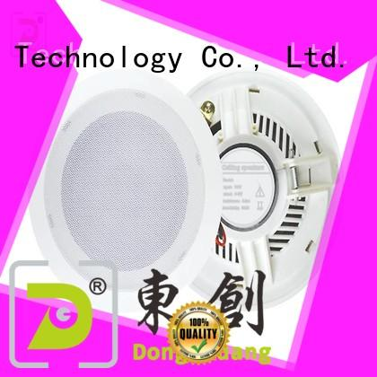 Dongchuang ceiling mounted speakers manufacturer for performance