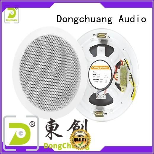 Dongchuang bluetooth ceiling speaker system wholesale for karaoke