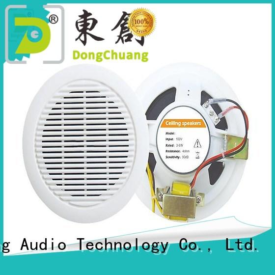 efficient wireless bluetooth ceiling speakers suppliers for club