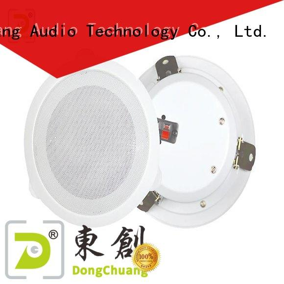 professional outdoor ceiling speakers factory direct supply for concert