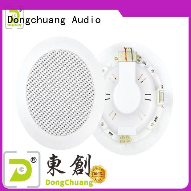 energy-saving directional ceiling speakers directly sale for bar