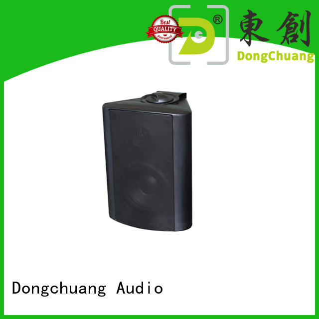Dongchuang best wall mount speakers wholesale for tv