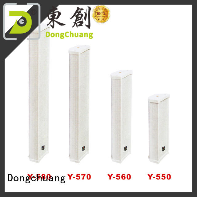 Dongchuang best column speakers wholesale for performance
