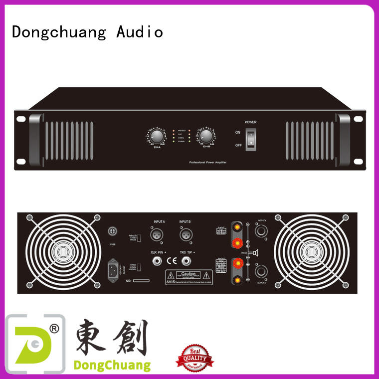 Dongchuang practical proamp wholesale for performance