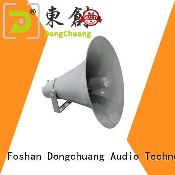 Dongchuang best value loud horn speaker supplier for karaoke