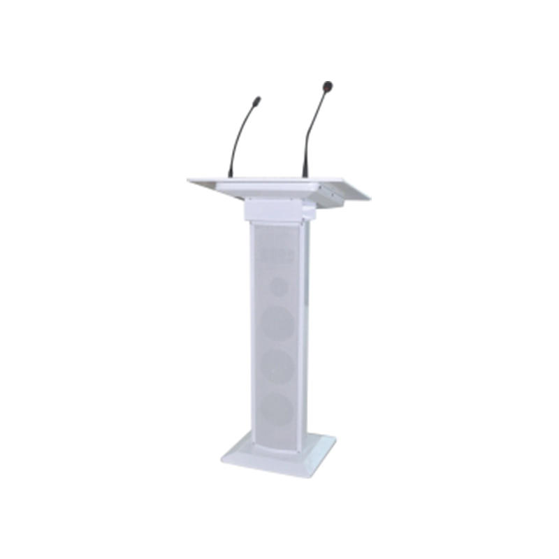 PA lectern with microphone Y-095W