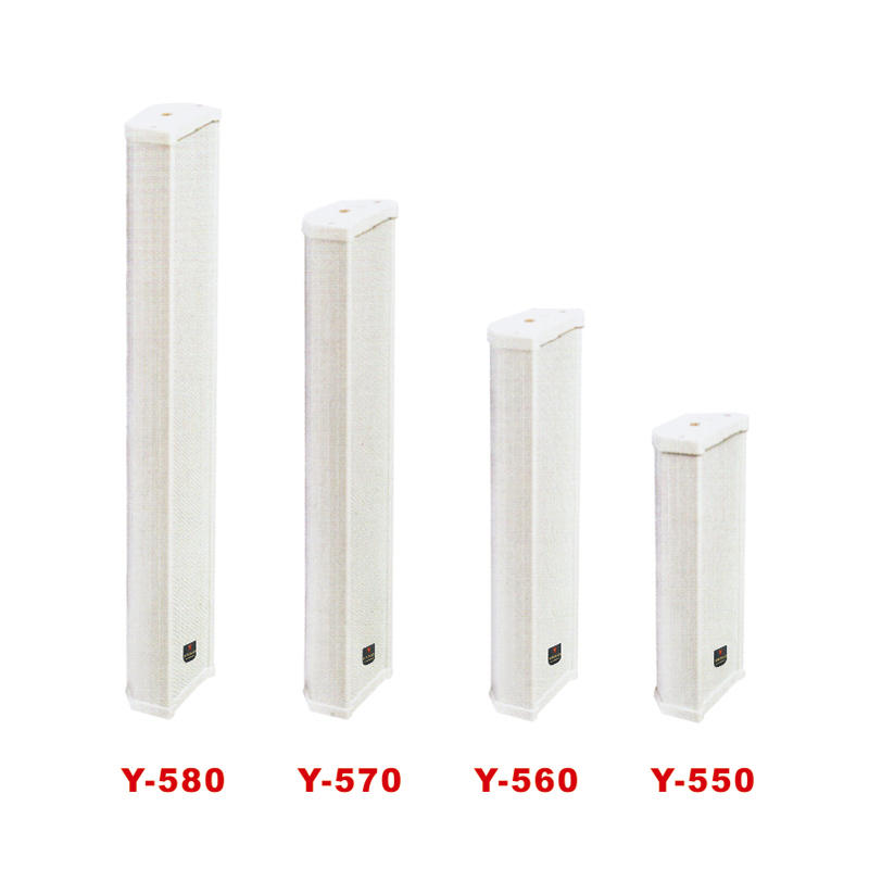 Indoor column speaker Y-550/560/570/580