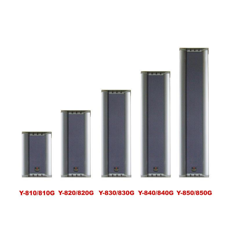 Hot selling Outdoor column speaker  Y-810 series