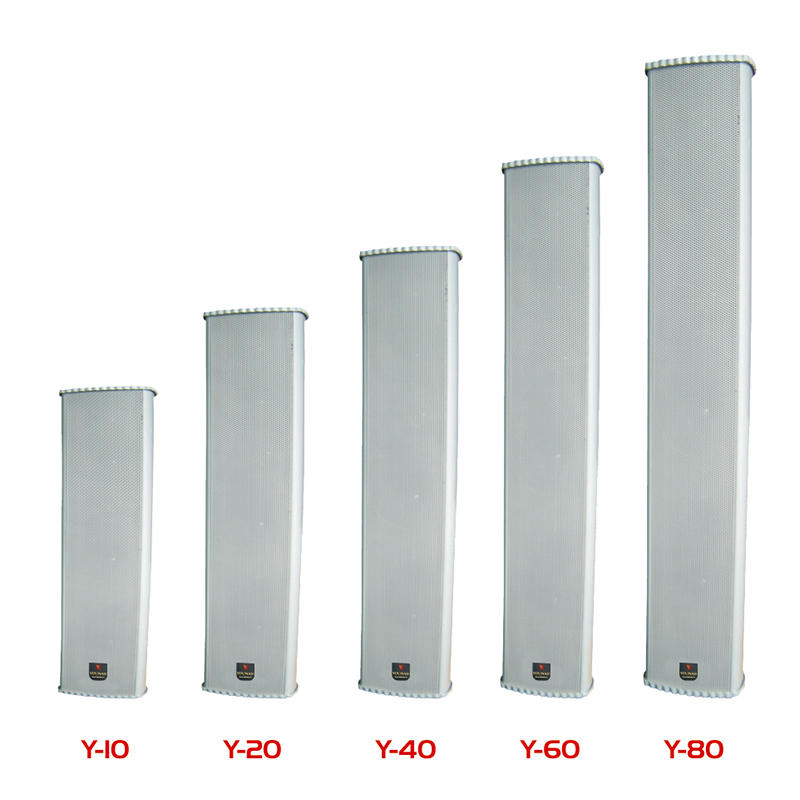Indoor column speaker  Y-10/20/40/60/80