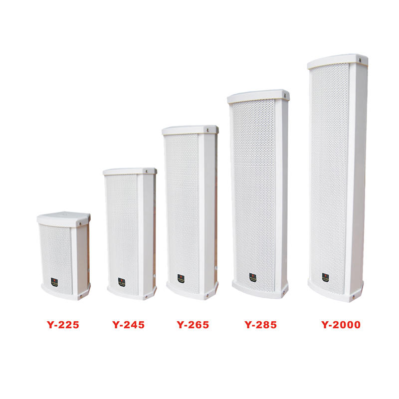Luxury outdoor column speaker  Y-225/245/265/285/2000