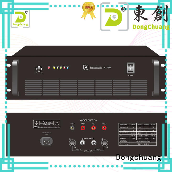 high quality dj power amplifier for sale for professional use