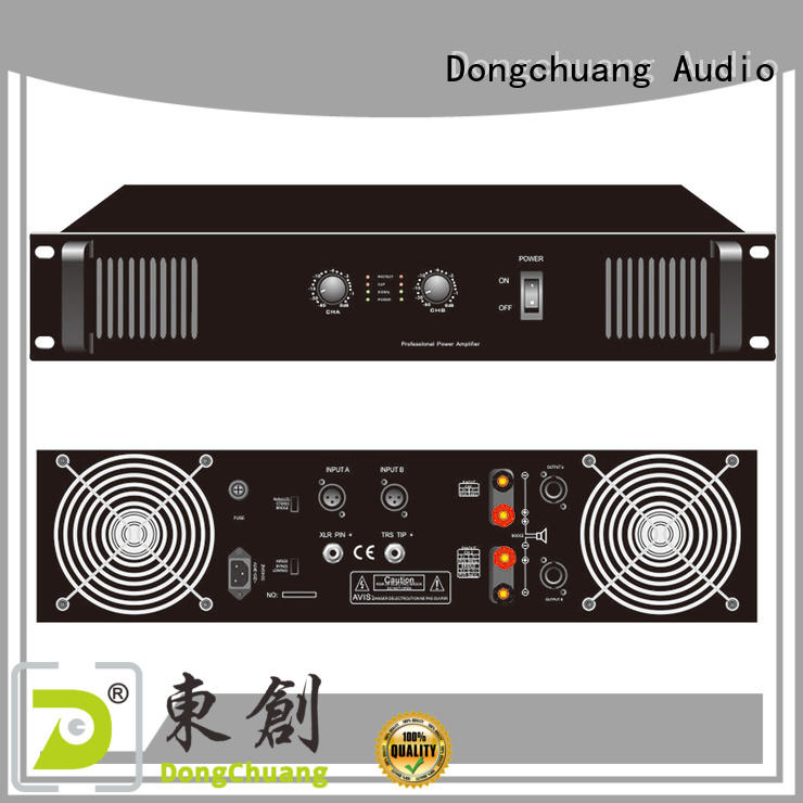 low-cost pro amplifier wholesale for commercial use