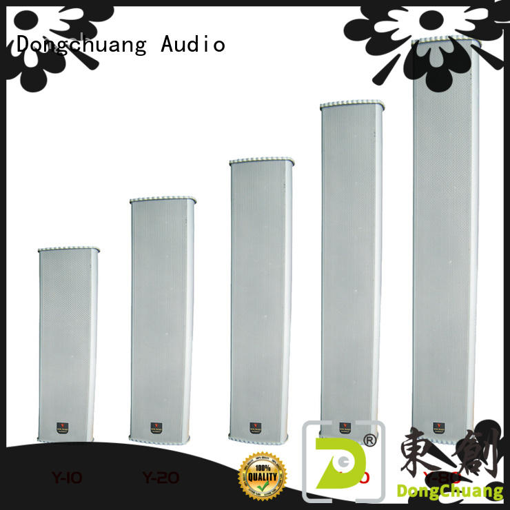 Dongchuang column speaker wholesale for professional use