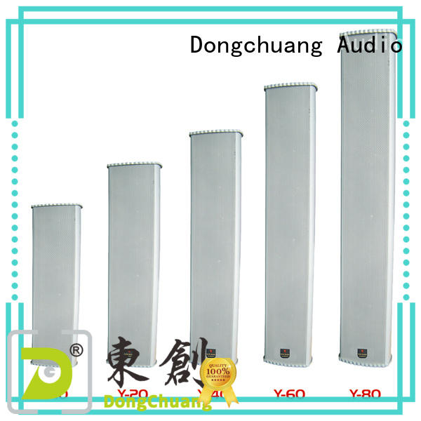 Dongchuang best value column speaker design wholesale for business