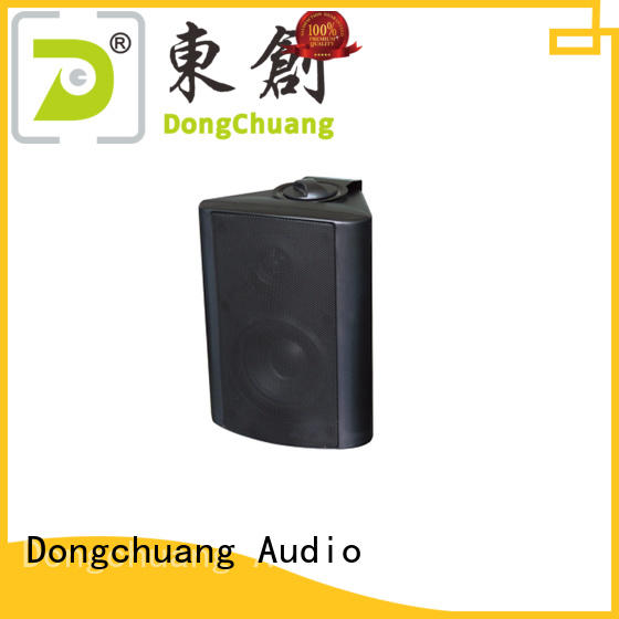 Dongchuang powered in wall speakers with good price for performance