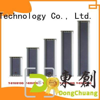 Dongchuang best value best column speakers supplier for business