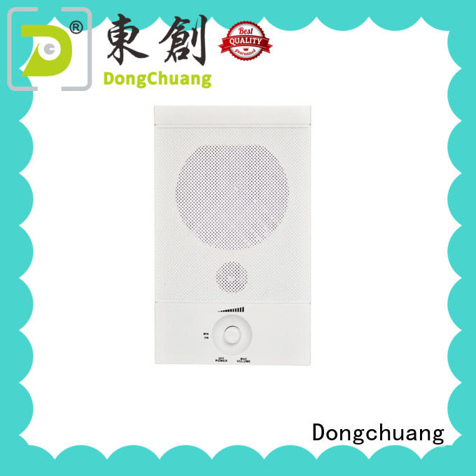 Dongchuang active pa speakers best supplier bulk production
