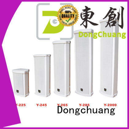 professional column speaker wholesale for dj