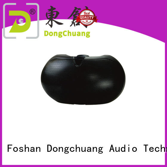 Dongchuang powered in wall speakers factory direct supply for club