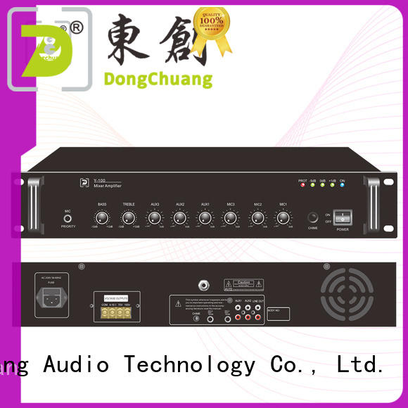 cost-effective commercial mixer amplifier best manufacturer for home use