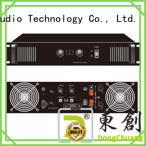 best value professional power amplifier company for commercial use