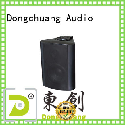 Dongchuang hot-sale on wall speakers factory for club