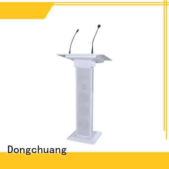 Dongchuang professional portable podium pa system series for club