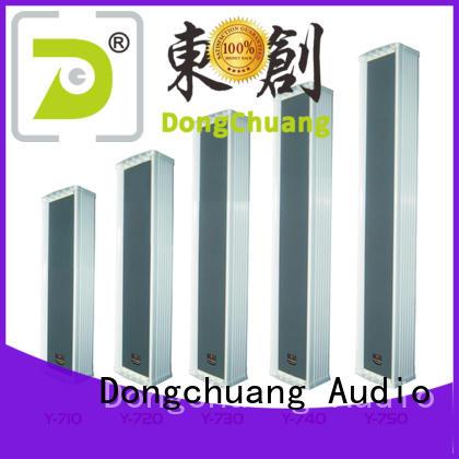 cheap column array speakers manufacturer for dj