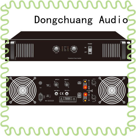 Dongchuang professional professional stereo amplifier from China for home use