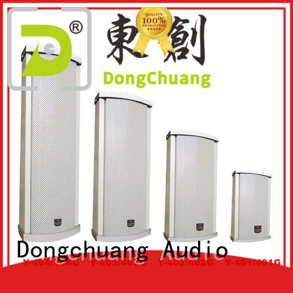 high-quality best column speakers supply for business