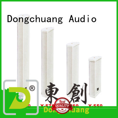 Dongchuang column speaker wholesale for performance