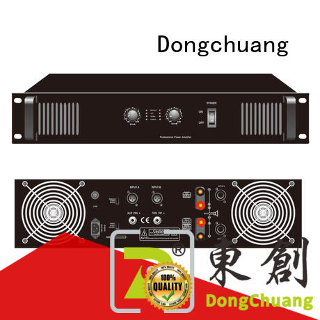 Dongchuang pro audio amp company for home use