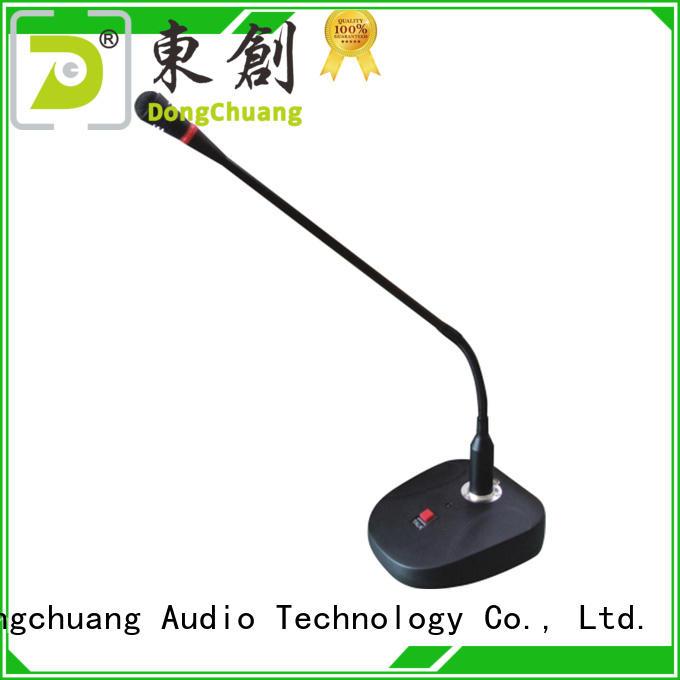best valued best desktop microphone factory price for business